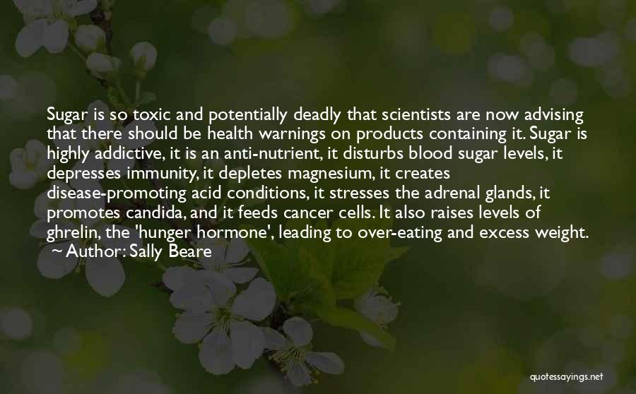 Sally Beare Quotes 1364033