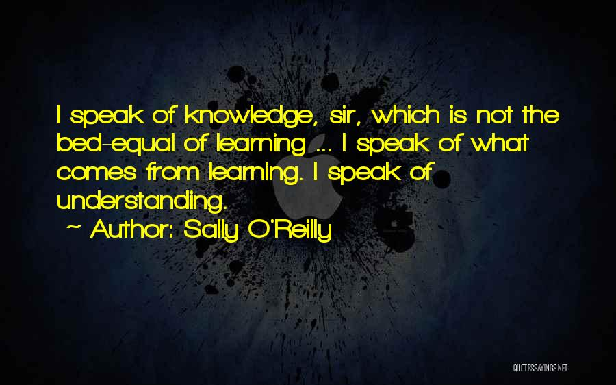 Sally O'Reilly Quotes 922806