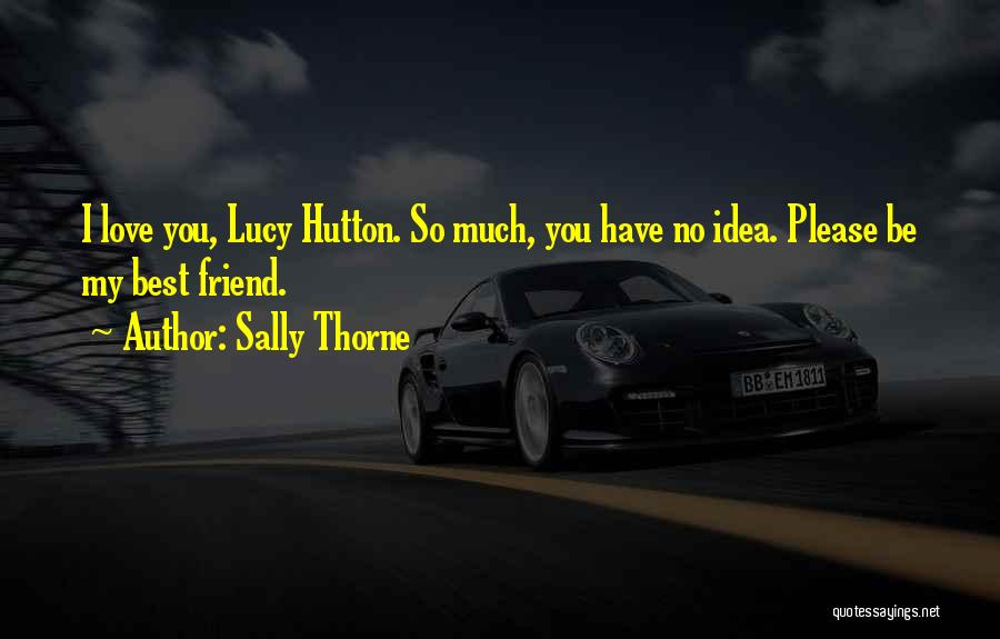 Sally Thorne Quotes 1730566