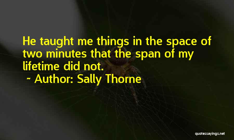 Sally Thorne Quotes 1840292