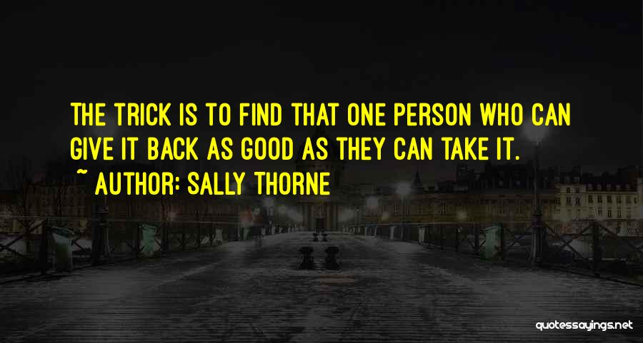 Sally Thorne Quotes 2055280
