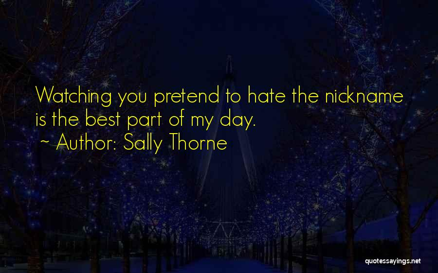 Sally Thorne Quotes 259562