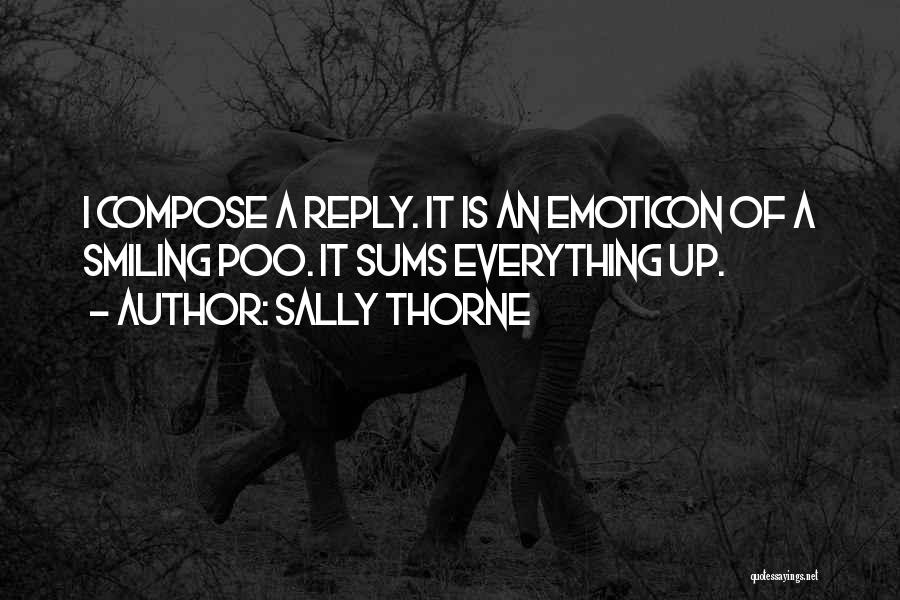 Sally Thorne Quotes 530859