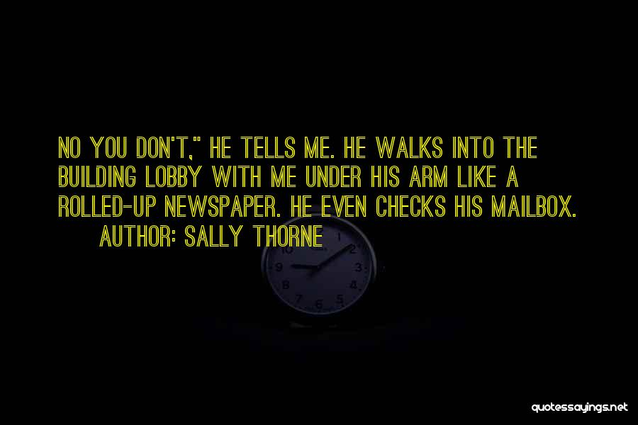 Sally Thorne Quotes 658170