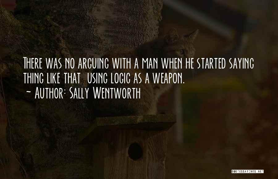 Sally Wentworth Quotes 1342514