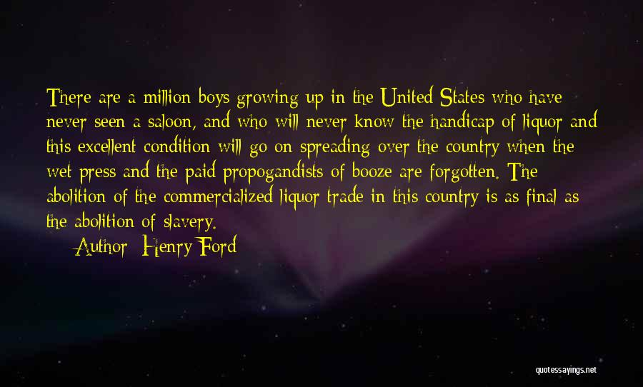 Saloon Quotes By Henry Ford