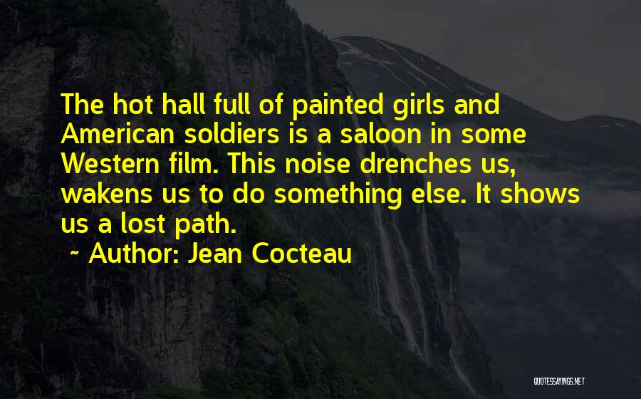 Saloon Quotes By Jean Cocteau
