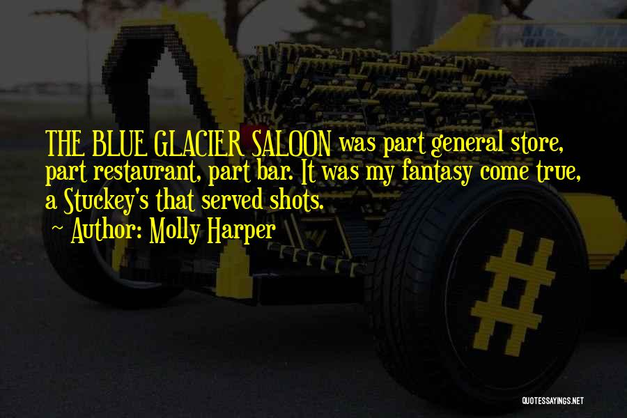Saloon Quotes By Molly Harper