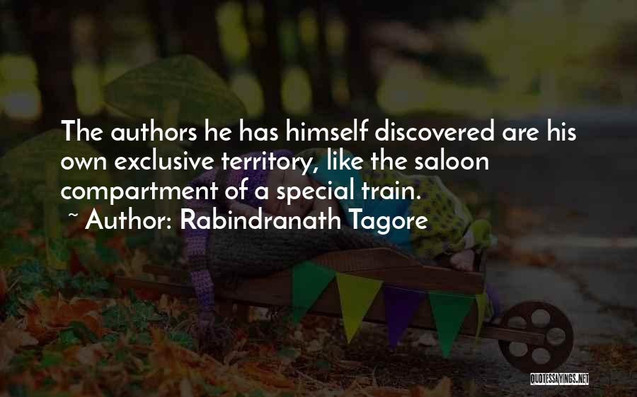 Saloon Quotes By Rabindranath Tagore
