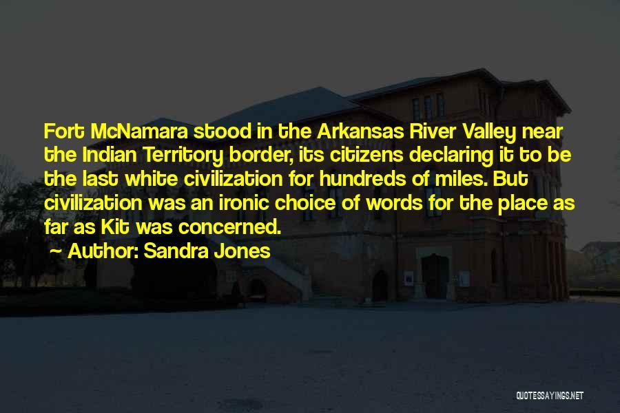 Saloon Quotes By Sandra Jones