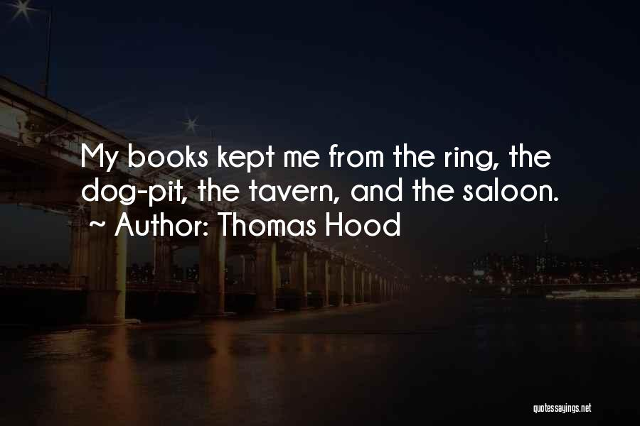 Saloon Quotes By Thomas Hood