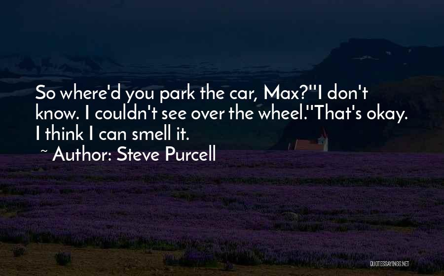Sam And Max Quotes By Steve Purcell