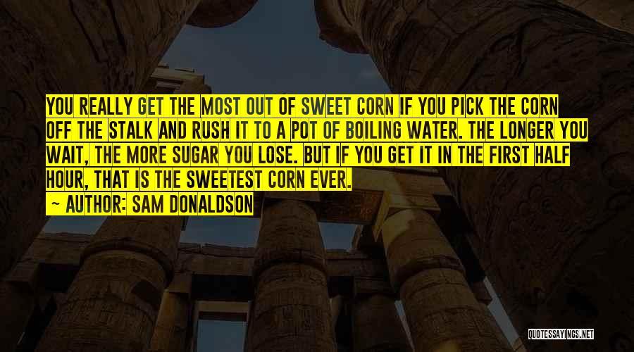 Sam Donaldson Quotes 1455479
