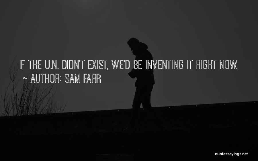 Sam Farr Quotes 1266018