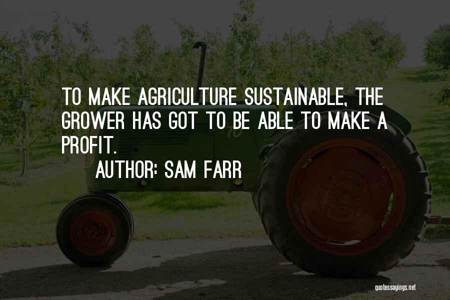 Sam Farr Quotes 2000652