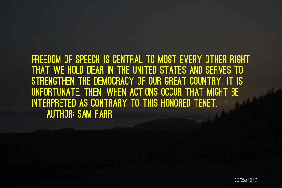 Sam Farr Quotes 2079277