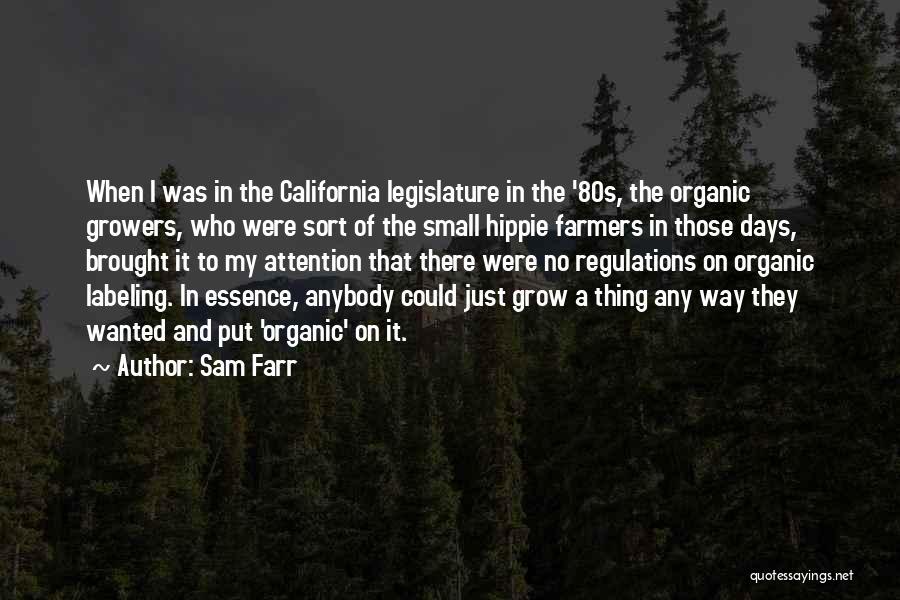 Sam Farr Quotes 856902