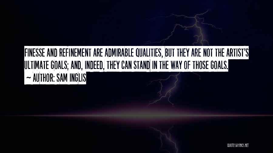 Sam Inglis Quotes 921871
