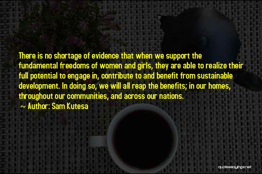 Sam Kutesa Quotes 998487