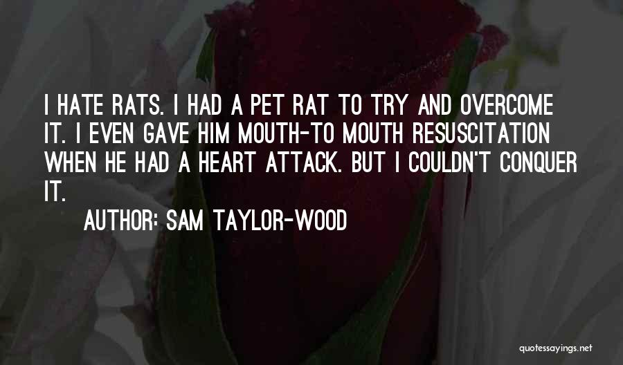 Sam Taylor-Wood Quotes 1149112