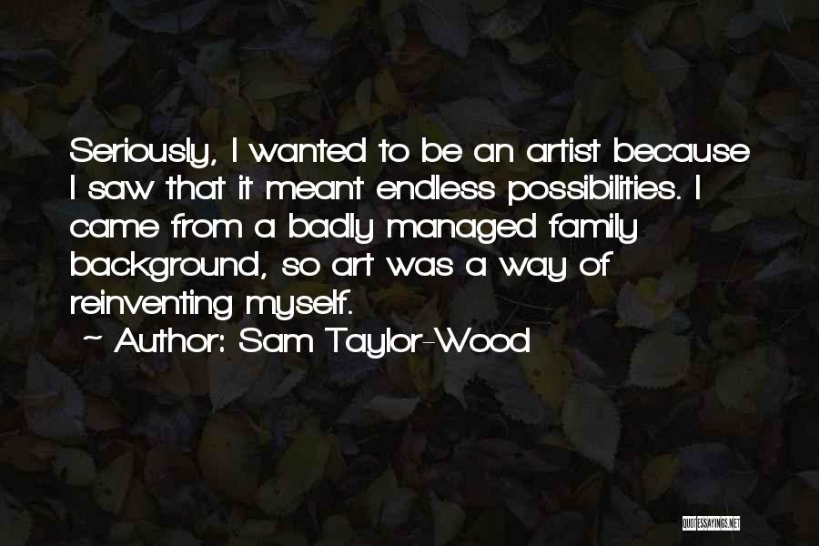Sam Taylor-Wood Quotes 1229868