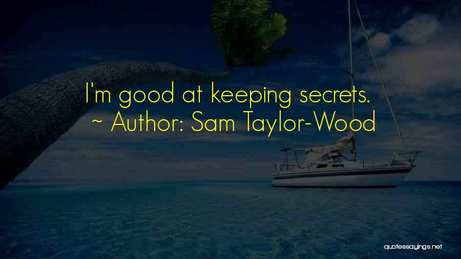 Sam Taylor-Wood Quotes 1416795