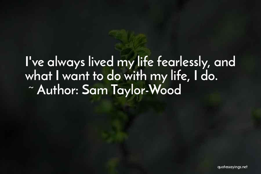 Sam Taylor-Wood Quotes 1636730