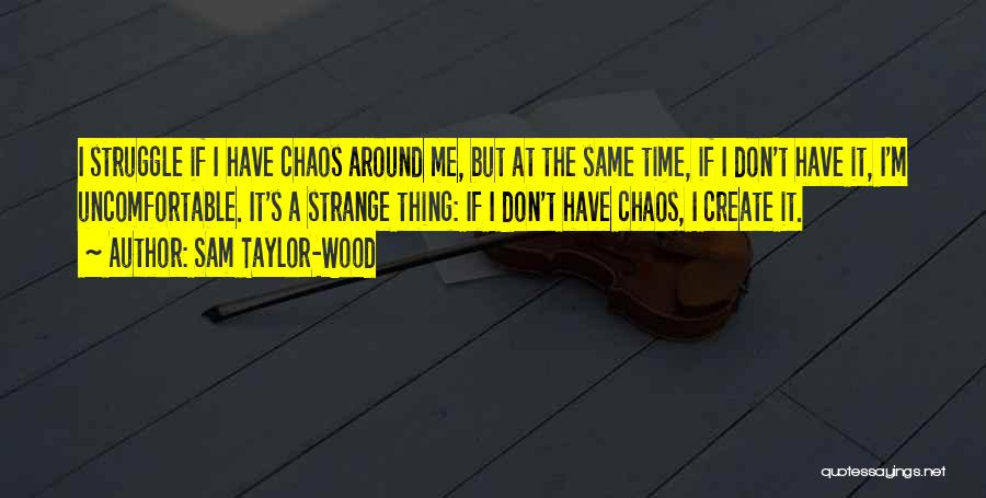 Sam Taylor-Wood Quotes 1655717