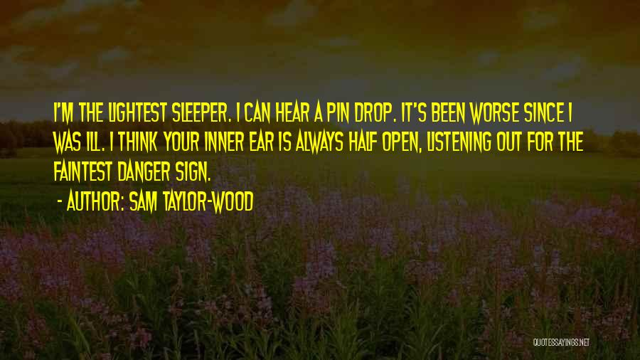 Sam Taylor-Wood Quotes 1718999