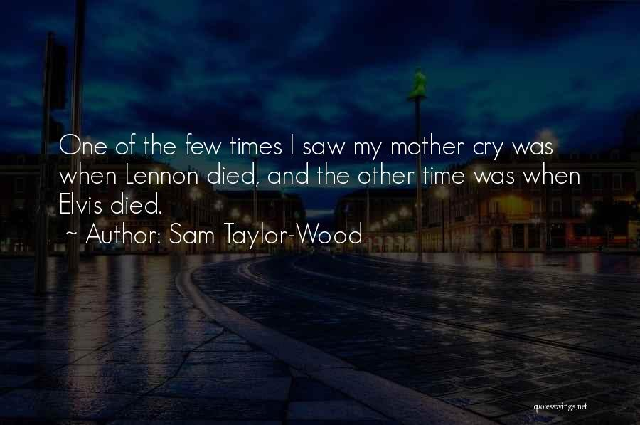 Sam Taylor-Wood Quotes 1742820