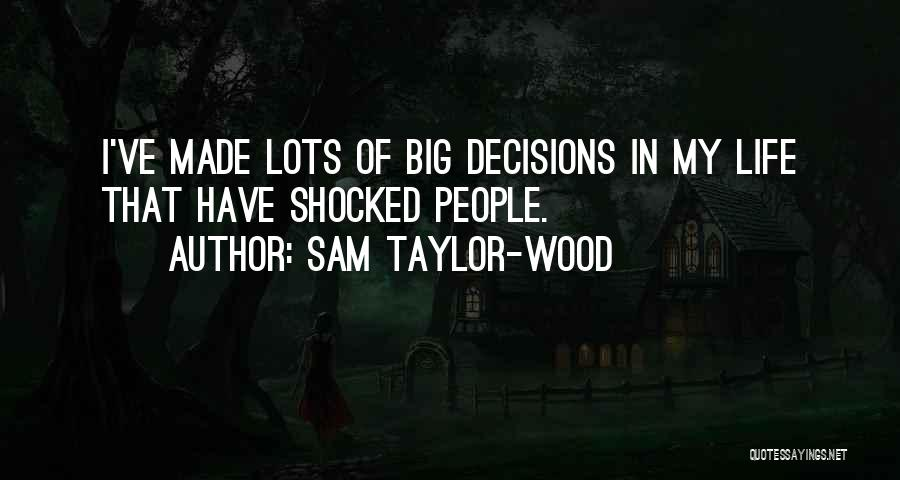 Sam Taylor-Wood Quotes 1764920