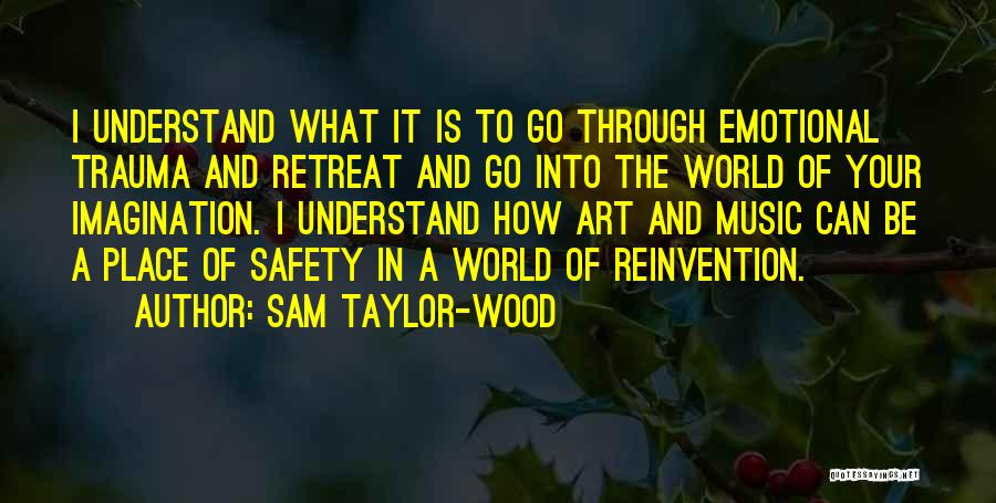 Sam Taylor-Wood Quotes 1780193
