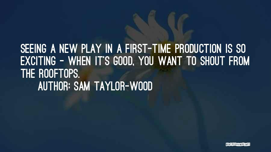Sam Taylor-Wood Quotes 178488