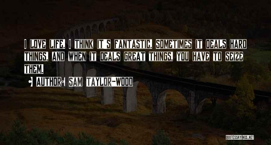 Sam Taylor-Wood Quotes 1849958