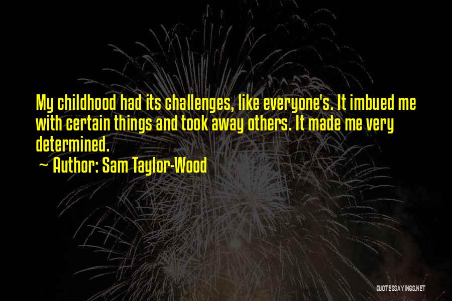 Sam Taylor-Wood Quotes 2098785