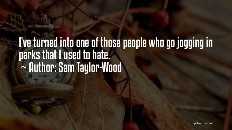 Sam Taylor-Wood Quotes 2100686