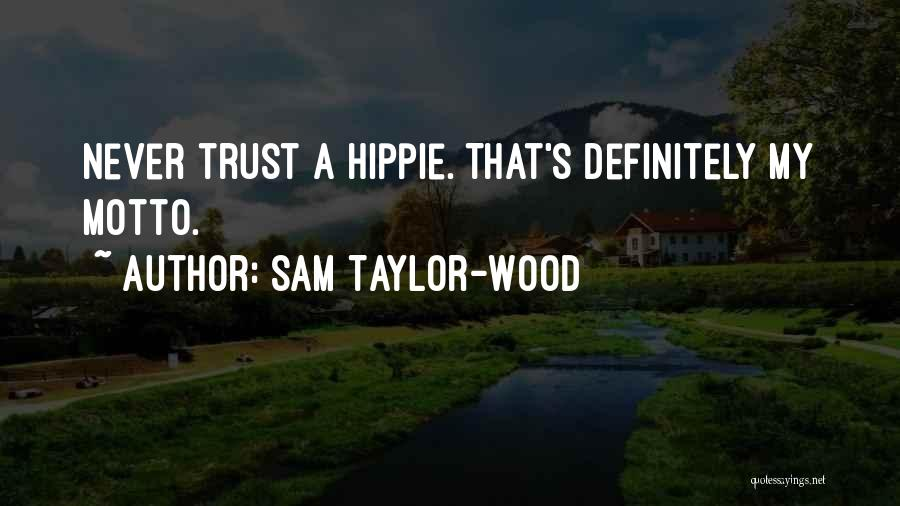 Sam Taylor-Wood Quotes 275284