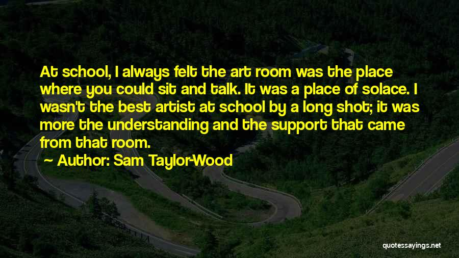 Sam Taylor-Wood Quotes 461539