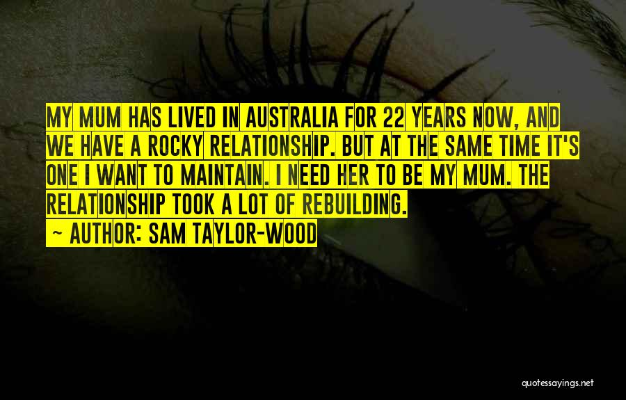 Sam Taylor-Wood Quotes 924679