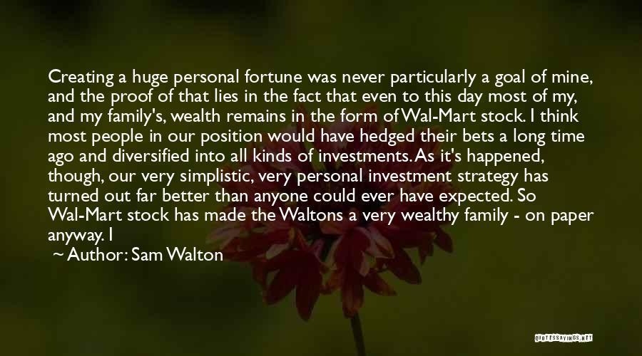 Sam Walton Quotes 1224005
