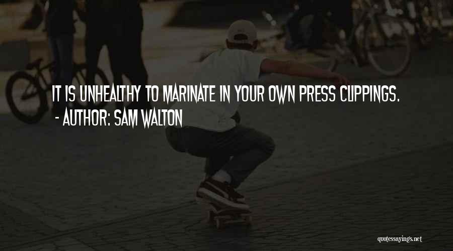 Sam Walton Quotes 1233227