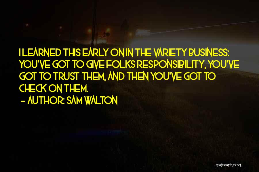 Sam Walton Quotes 1267790