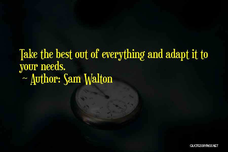 Sam Walton Quotes 1423932