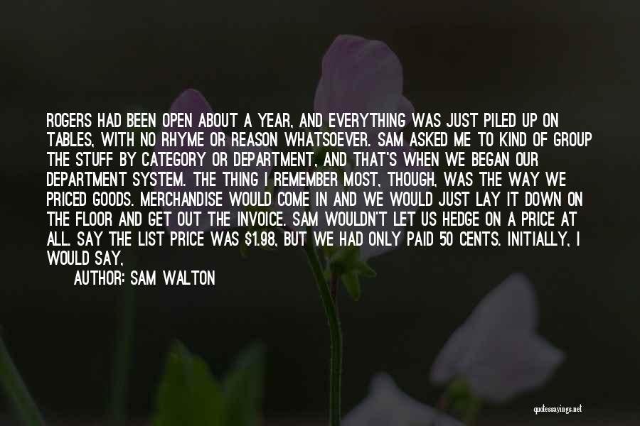 Sam Walton Quotes 1528591