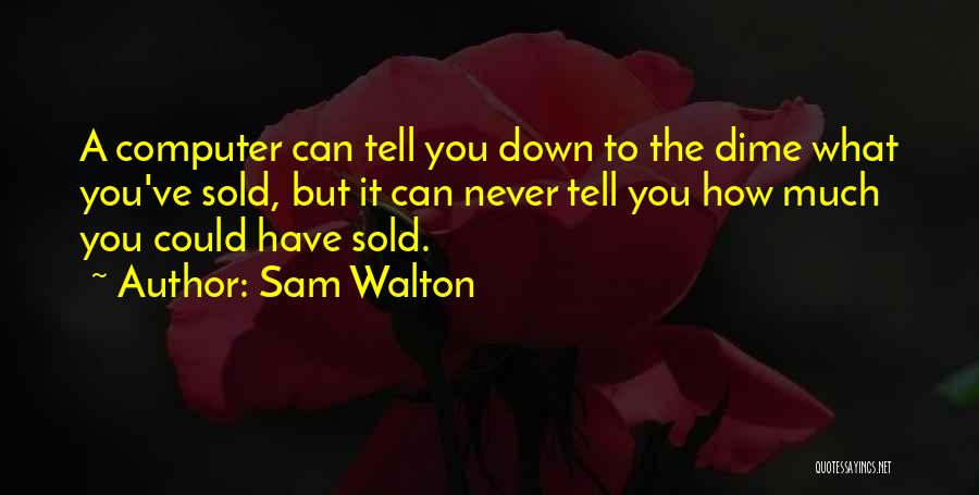 Sam Walton Quotes 1800472