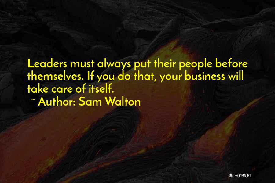Sam Walton Quotes 2093718