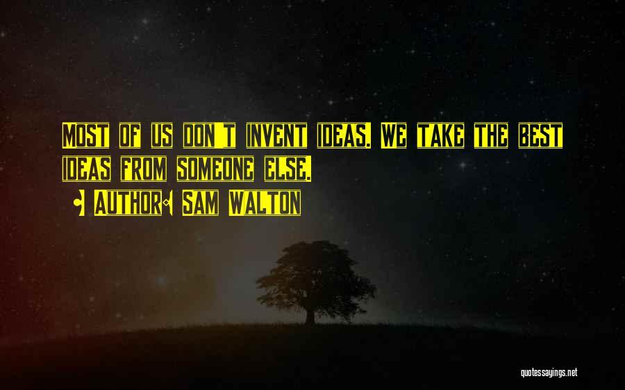 Sam Walton Quotes 392376