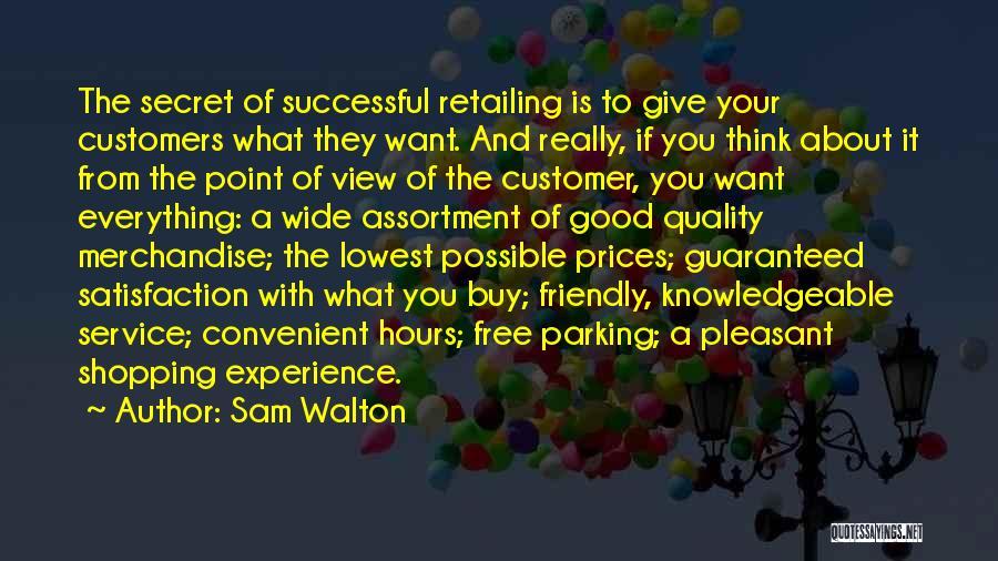 Sam Walton Quotes 952842
