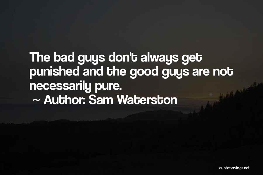Sam Waterston Quotes 2083447