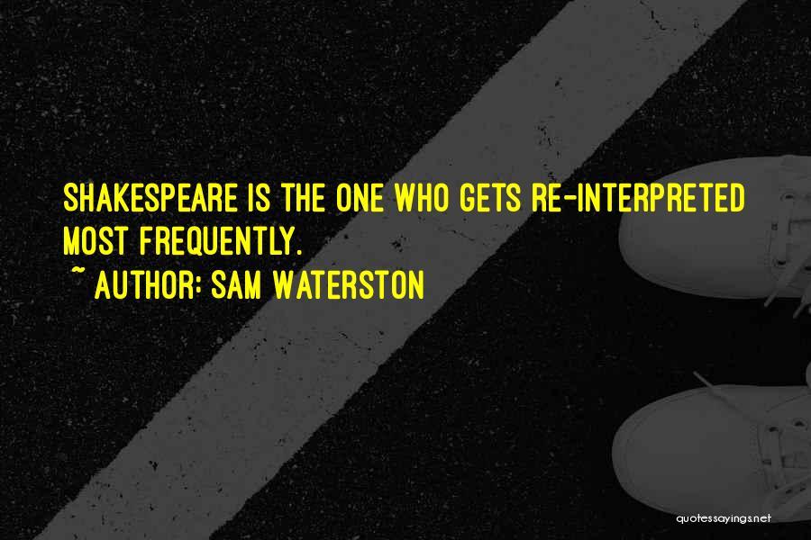 Sam Waterston Quotes 2260440